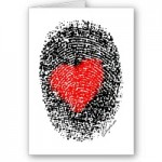 Fingerprint with Heart