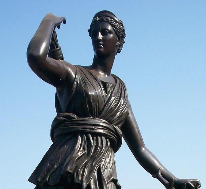 The Wayside Inn - Greek Statue
