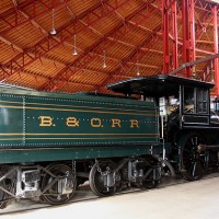 Baltimore train museum