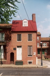 Edgar Allan Poe house and museum