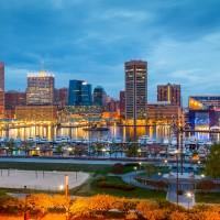 Maryland Science Center on Baltimore's Inner Harbor