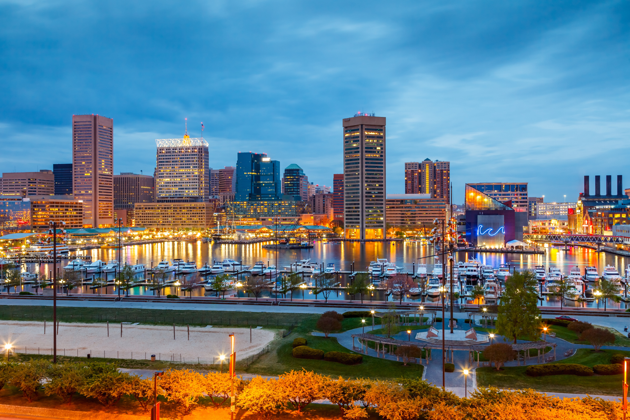 Romantic Baltimore