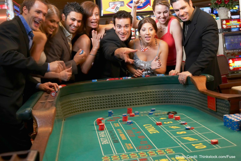 Sunland park casino craps