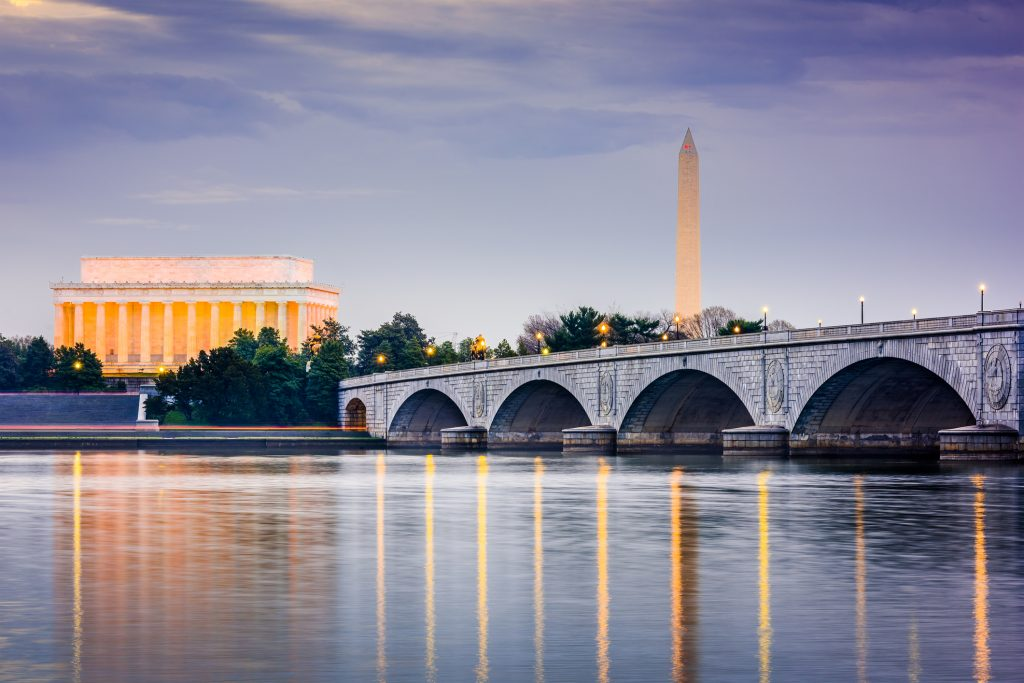 Washington DC monument tours